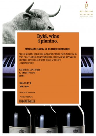 magazynkobiet.pl - byki 2 330x467 - Byki, wino i pianino…