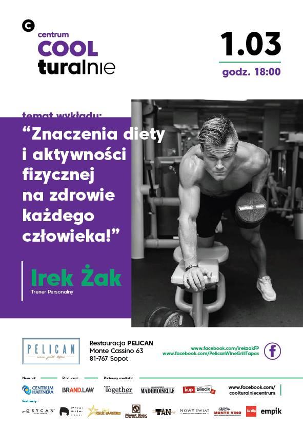 magazynkobiet.pl - coolturalnie wykład zdrowie - Znaczenie diety i aktywności fizycznej na zdrowie człowieka