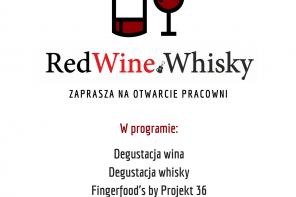 Otwarcie pracowni marki Red Wine&Whisky