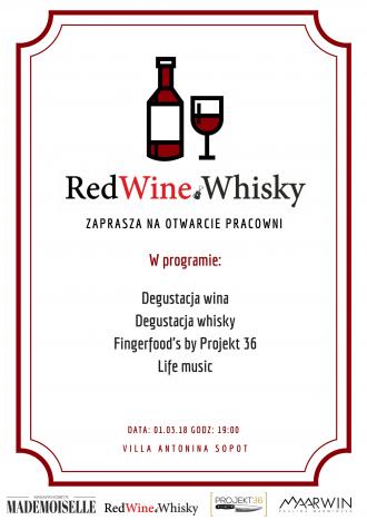 magazynkobiet.pl - plplpl 330x467 - Otwarcie pracowni marki Red Wine&Whisky