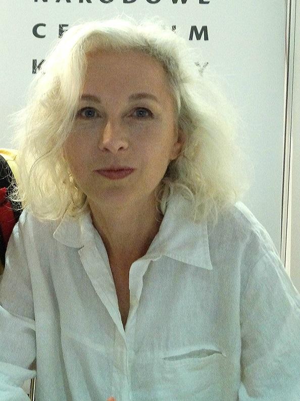 magazynkobiet.pl - Manuela Gretkowska. Autor Ja Fryta. Licencja CC BY SA 2.0 - Manuela Gretkowska. Skandalistka?
