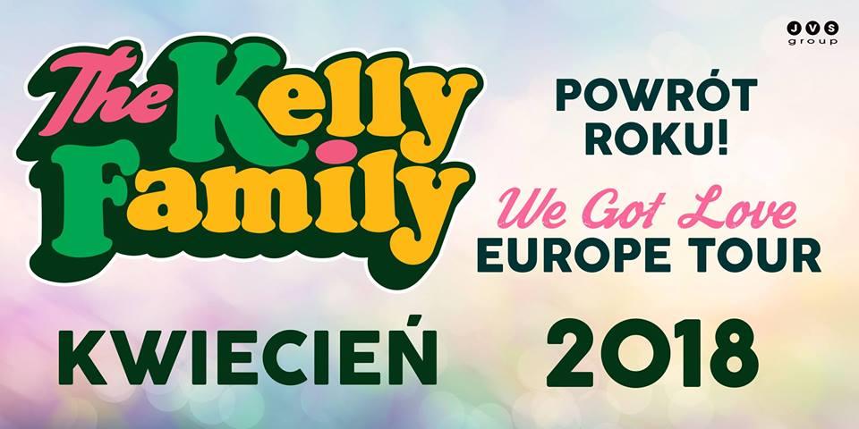magazynkobiet.pl - baner - The Kelly Family zagrają w Gdańsku już 6 kwietnia!