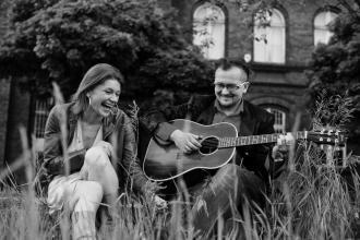 """magazynkobiet.pl - Duet Werblińska  330x220 - Koncert duetu  Werbińska & Pawlina, pt. """"The Magic of Acoustic Sound"""""""