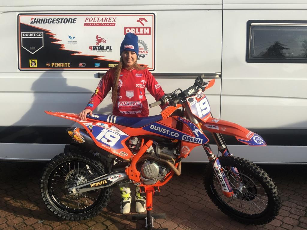 magazynkobiet.pl - Fot. Barbara Karmolińska 2 1024x768 - Joanna Miller - Królowa motocrossu
