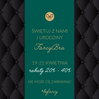 magazynkobiet.pl - Urodziny Fancy promocja 330x330 - Świętuj z nami 1 Urodziny FancyBra!