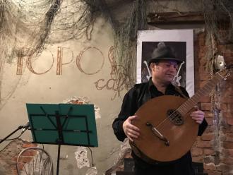 magazynkobiet.pl - Volodymyr Bilokur 330x248 - Koncert Volodymyr Bilokur w Restauracji Majolika
