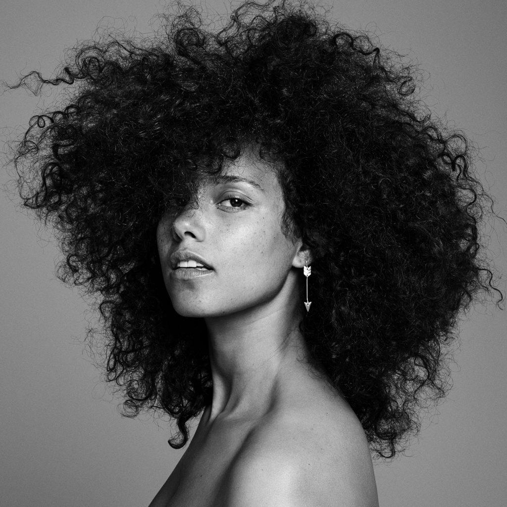 magazynkobiet.pl - alicia keys here zdjęcie okładki płyty - Alicia Keys - Moda na sauté