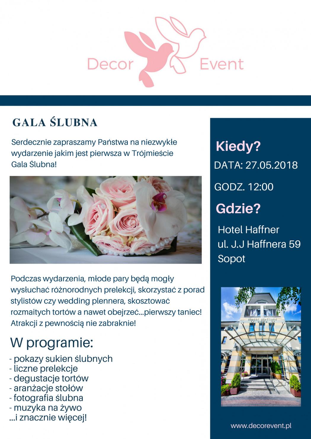 magazynkobiet.pl - gala 1050x1485 - Gala Ślubna w Hotelu Haffner