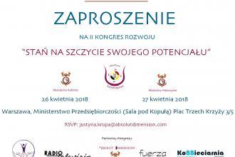 magazynkobiet.pl - nooowe 330x220 - II KONGRES ROZWOJU- STAŃ NA SZCZYCIE SWOJEGO POTENCJAŁU