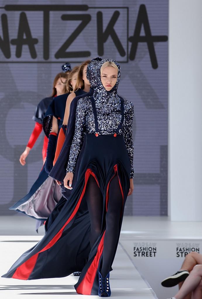 magazynkobiet.pl - fot Marek Makowski 2 WFS Pokazy Autorskie 691x1024 - Hojnatzka – w modzie ufam intuicji