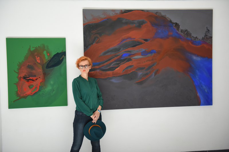 magazynkobiet.pl - DSC 2066 800x533 - Anna Brudzińska – artystka przestrzeni