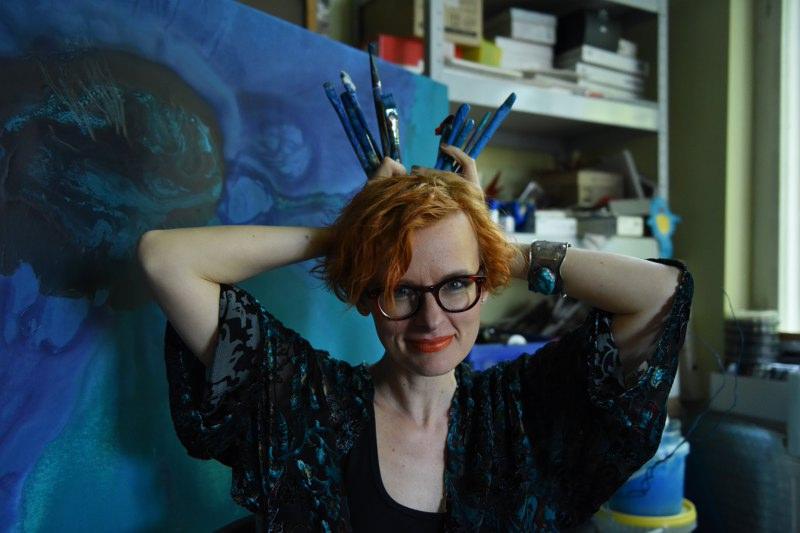 magazynkobiet.pl - DSC 2190 kopia 800x533 - Anna Brudzińska – artystka przestrzeni
