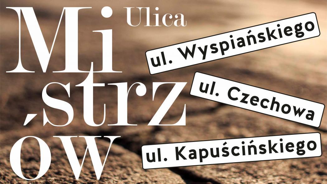 magazynkobiet.pl - Ulica mistrzów grafika poziom 1050x591 - ULICA MISTRZÓW - nowy projekt Teatru Gdynia Główna