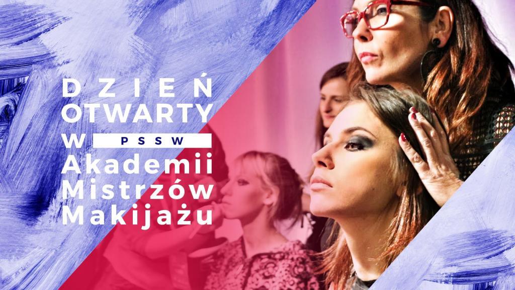 magazynkobiet.pl - wydarzenie PSSW 1024x576 - Jak zostać mistrzem wizażu i charakteryzacji?