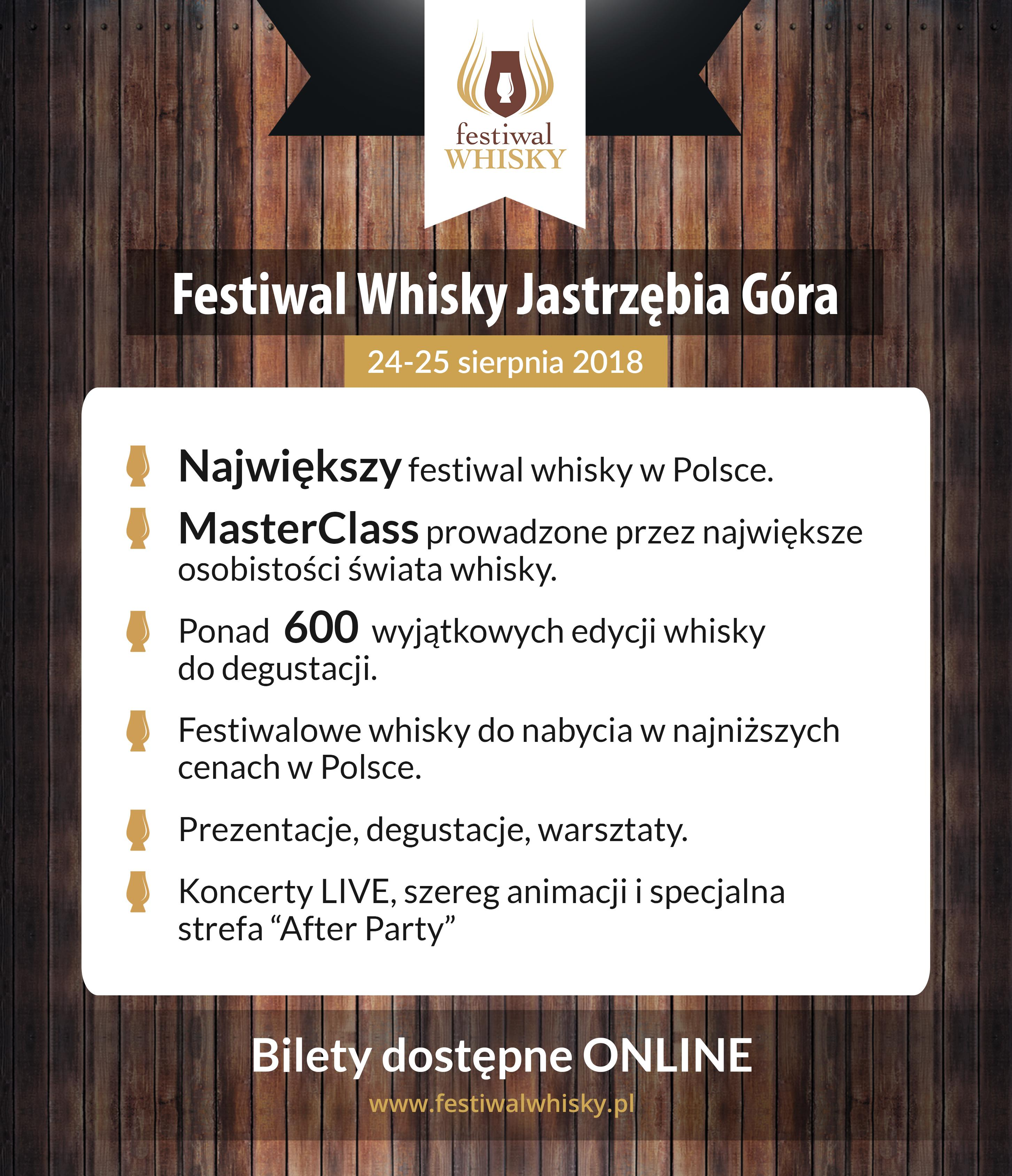 Festiwal Whisky Jastrzebia Gora 2018 Magazynkobiet Pl