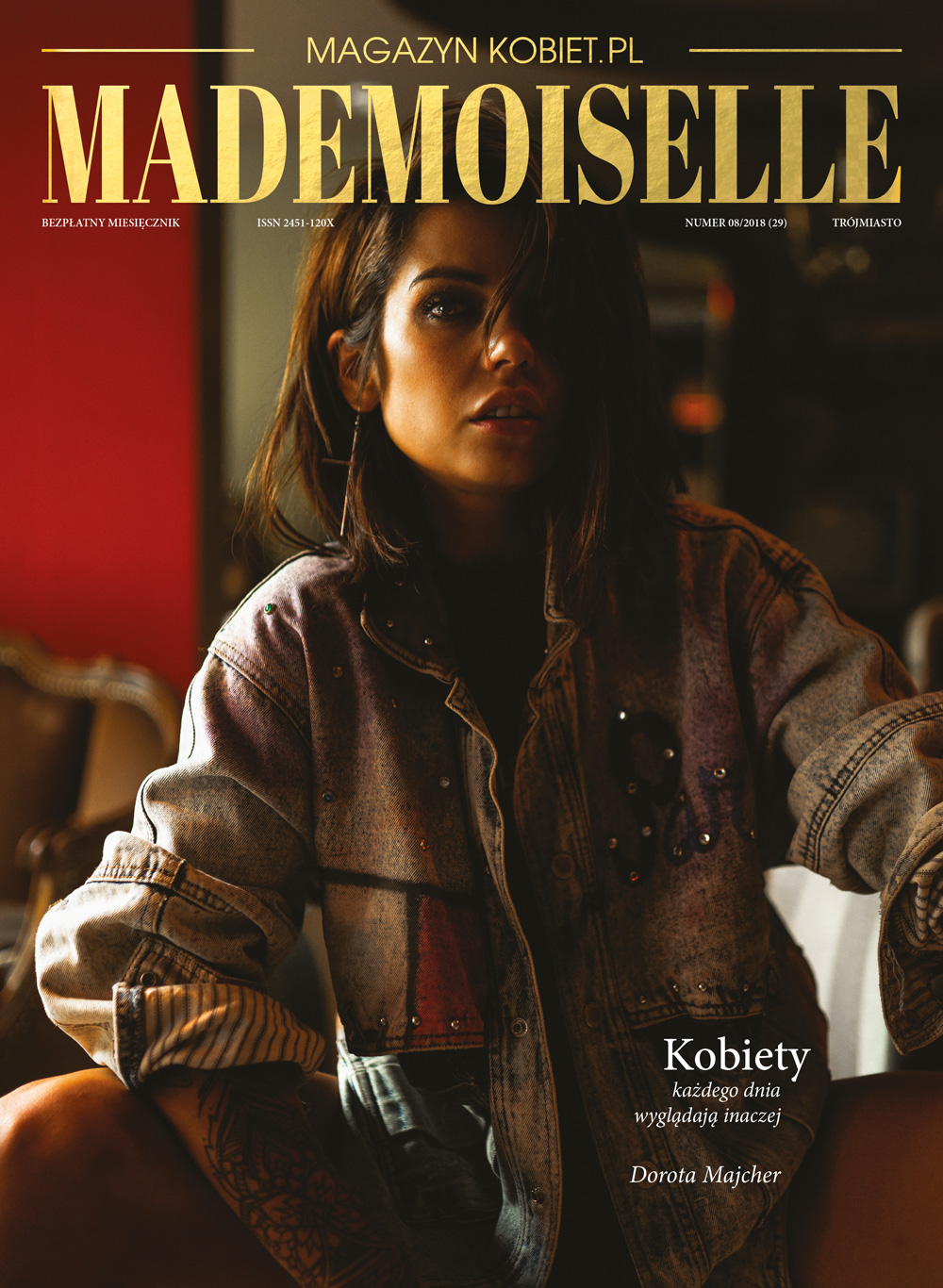 magazynkobiet.pl - okladka MKmademoiselle lipiec FRONT 1 - Archiwum czasopism