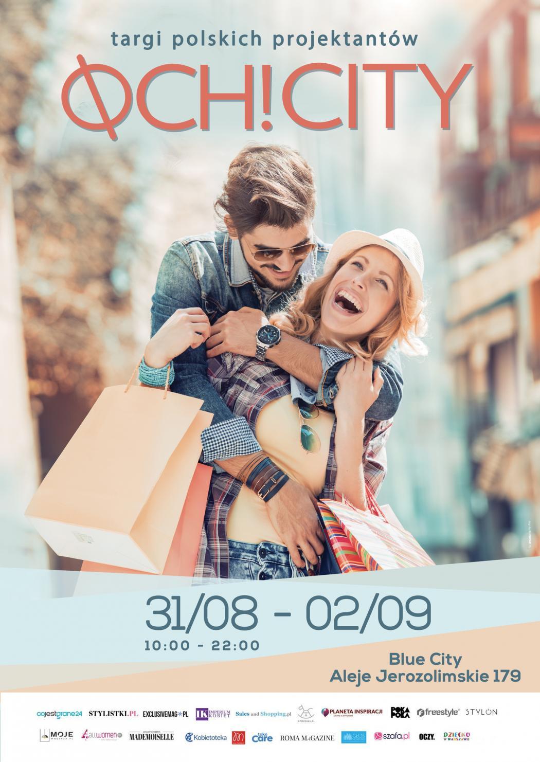 magazynkobiet.pl - A1 ochcity 0818 1050x1482 - OCH! CITY - TARGI POLSKICH PROJEKTANTÓW 31.08-2.09.2018 | Warszawa
