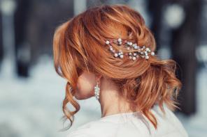 Modne upięcia włosów na co dzień