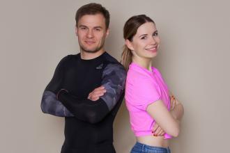 magazynkobiet.pl - arch. prywatne 1 330x220 - Waga prawdy nie powie – Alicja i Dawid Białowąs