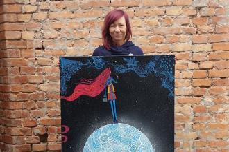 """magazynkobiet.pl - asa 330x220 - """"Malując meble, czuję, że robię coś dobrego dla innych"""" – Luiza Poreda"""