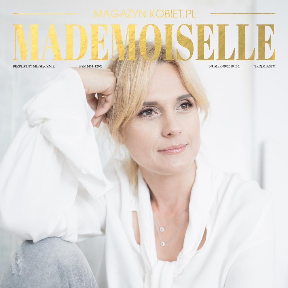 magazynkobiet.pl - okladka MKmademoiselle wrzesien FRONT e1535705416973 - CZYTAJ ONLINE – MADEMOISELLE 9/2018