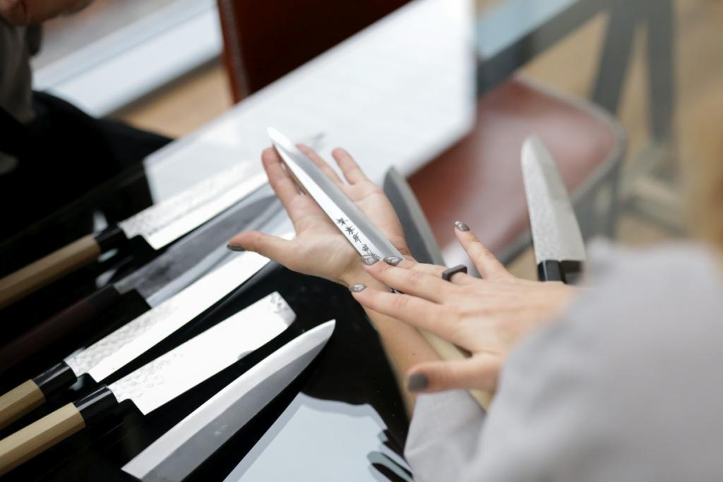 magazynkobiet.pl - arch. prywatne2 1024x683 - Kobiety, ostre noże i japoński biznes
