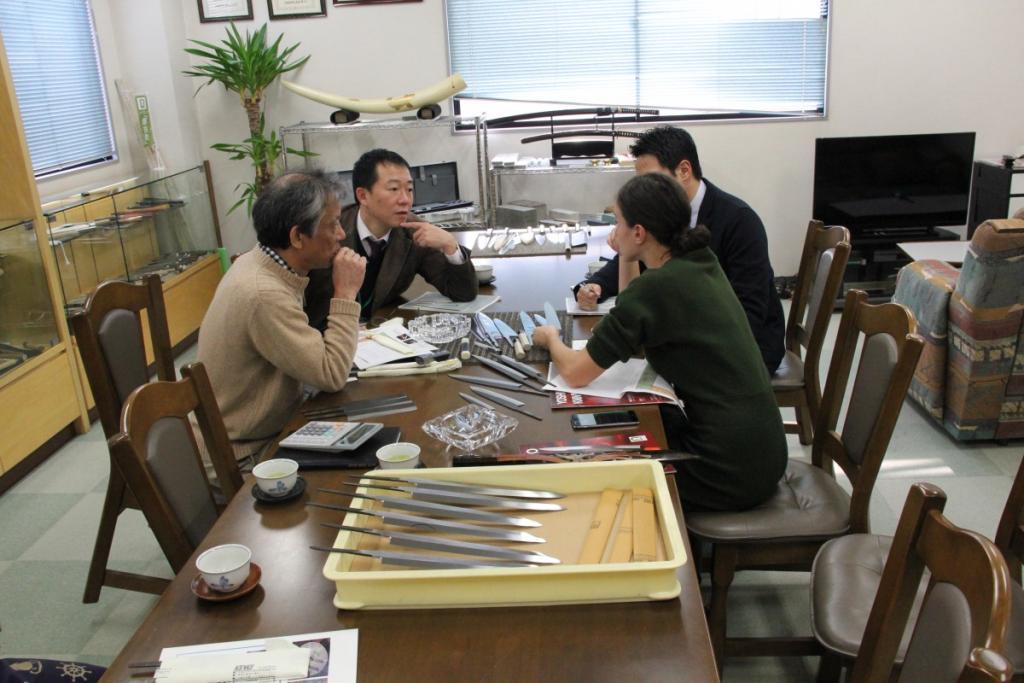 magazynkobiet.pl - arch. prywatne4 1024x683 - Kobiety, ostre noże i japoński biznes