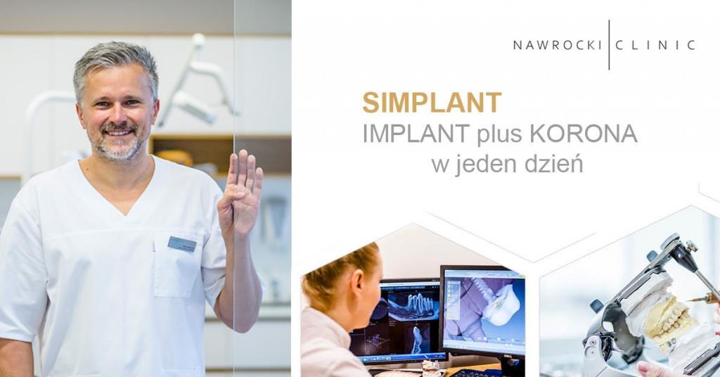 magazynkobiet.pl - simplant 1024x536 - Stomatologia przyszłości już dziś dostępna w Nawrocki Clinic
