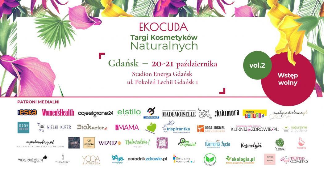 magazynkobiet.pl - 43601492 1614173072020780 896836961505902592 o 1050x550 - Ekocuda Vol. 2 - Targi Kosmetyków Naturalnych Gdańsk | 20-21.10.2018