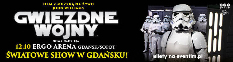 magazynkobiet.pl - STAR WARS Trójmiasto baner 750x200 - KONCERT STAR WARS: NOWA NADZIEJA Z MUZYKĄ NA ŻYWO GDAŃSK/SOPOT | 12.10.2018