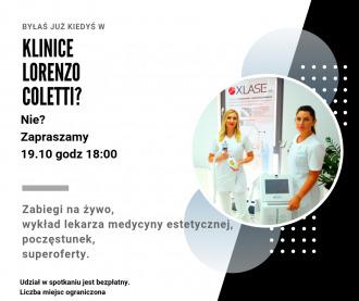 magazynkobiet.pl - Zaproszenie 19.10 330x277 - Klinika Lorenzo Coletti Gdańsk zaprasza ponownie! Zostały ostatnie wolne miejsce! | 19.10.2018