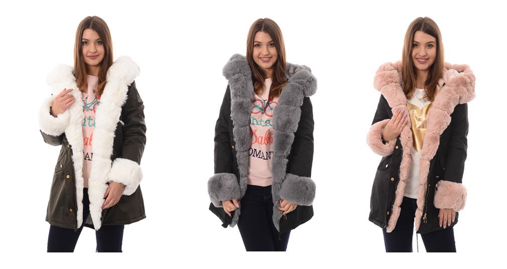 magazynkobiet.pl - foto1 - Jakie kurtki zimowe będą modne w sezonie 2018/19?