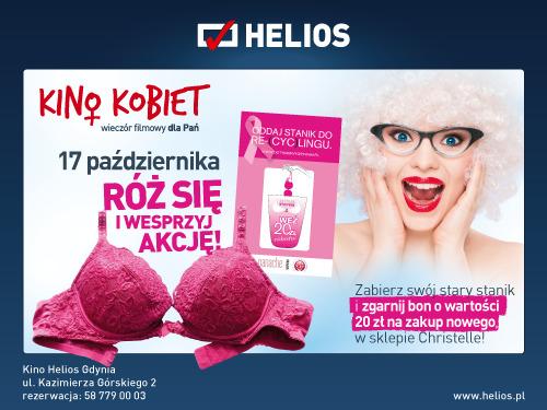 magazynkobiet.pl - helios kinokobiet stanik2018 500x375px v01 gdynia - Kino Kobiet w Kinie Helios (Centrum Riviera) | 17.10.2018