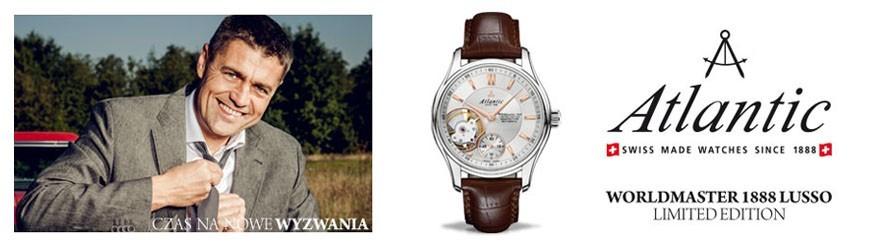 magazynkobiet.pl - zegarki atlantic czas na nowe wyzwanie - Stylowe zegarki na skórzanym pasku czy eleganckiej bransolecie? Porównujemy zegarki Atlantic