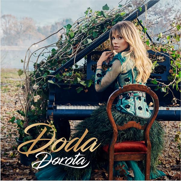 """magazynkobiet.pl - Doda front 10 - Nazywa się... """"Dorota"""" - Doda wydała nową płytę"""