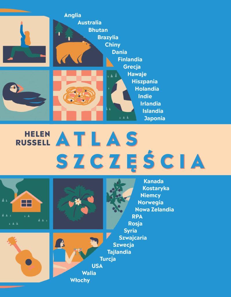 magazynkobiet.pl - Atlas Szczęścia 798x1024 - 4 książki, które mogą Cię zainteresować