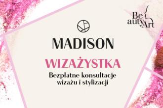 magazynkobiet.pl - MADISON KAMPANIA WIZAZ 2019 Informatorpomorza 800x400px 330x220 - Make-up 2019 – zajrzyj na konsultacje Beauty Art - już w styczniu w Madison