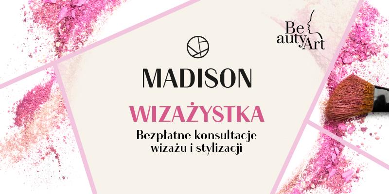 magazynkobiet.pl - MADISON KAMPANIA WIZAZ 2019 Informatorpomorza 800x400px - Make-up 2019 – zajrzyj na konsultacje Beauty Art - już w styczniu w Madison