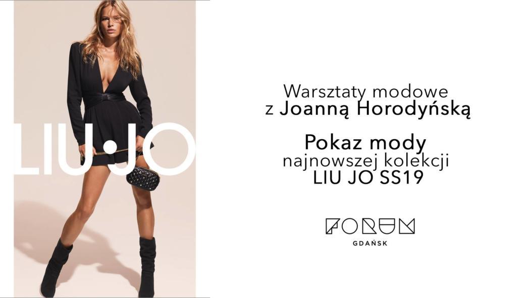 magazynkobiet.pl - 51838872 290874218277378 39597133157892096 o 1050x591 - Warsztaty modowe z Joanną Horodyńską w LIU JO