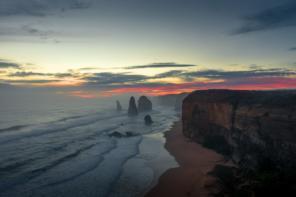 W osiem miesięcy do Australii