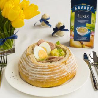magazynkobiet.pl - zurek w chlebie large 330x330 - Tradycyjne dania wielkanocne