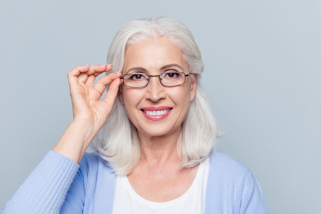 magazynkobiet.pl - adobestock 191176289 1050x701 - Prezbiopia a starczowzroczność: wada wzroku występująca po 40 roku życia
