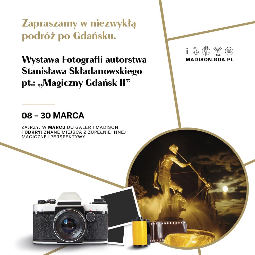 magazynkobiet.pl - internet 990x990 - Gdańsk zamknięty w obiektywie aparatu – wystawa fotograficzna Magiczny Gdańsk II
