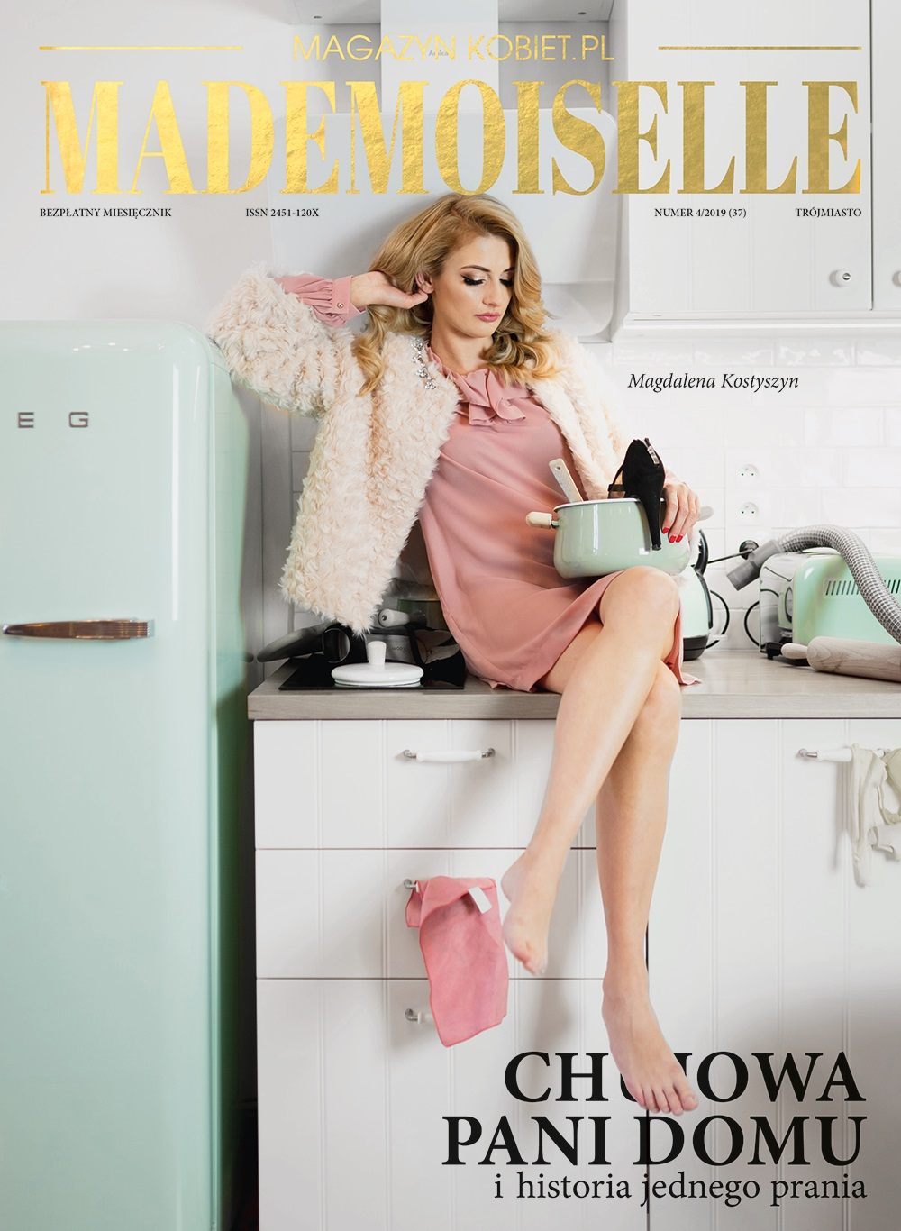 Mademoiselle kwiecień