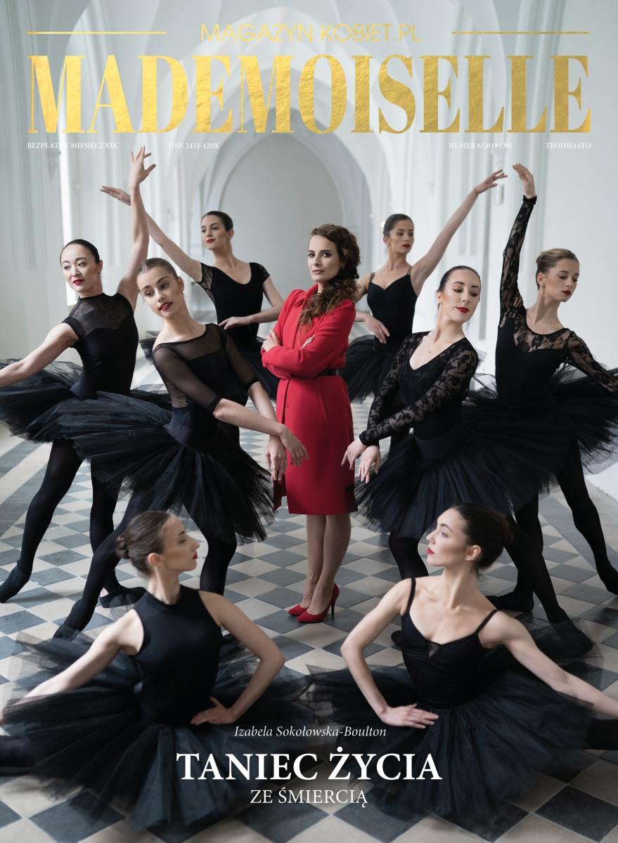magazynkobiet.pl - okladka MADEMOISELLE 2019.06 39 - Archiwum czasopism