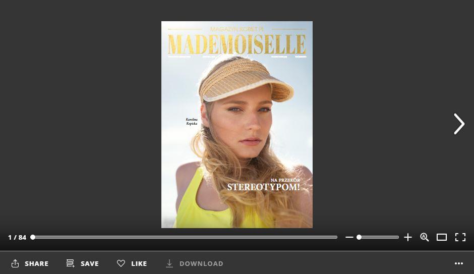 magazynkobiet.pl - MK - MADEMOISELLE 7/2019