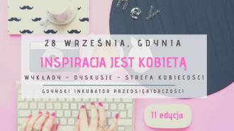 magazynkobiet.pl - inspiracja jest kobietą 330x186 - II Edycja - Inspiracja jest kobietą