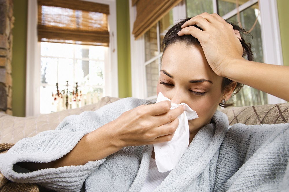 magazynkobiet.pl - kobietazgrypawlozku 1 - Jak leczyć infekcje wirusowe i dbać o odporność?