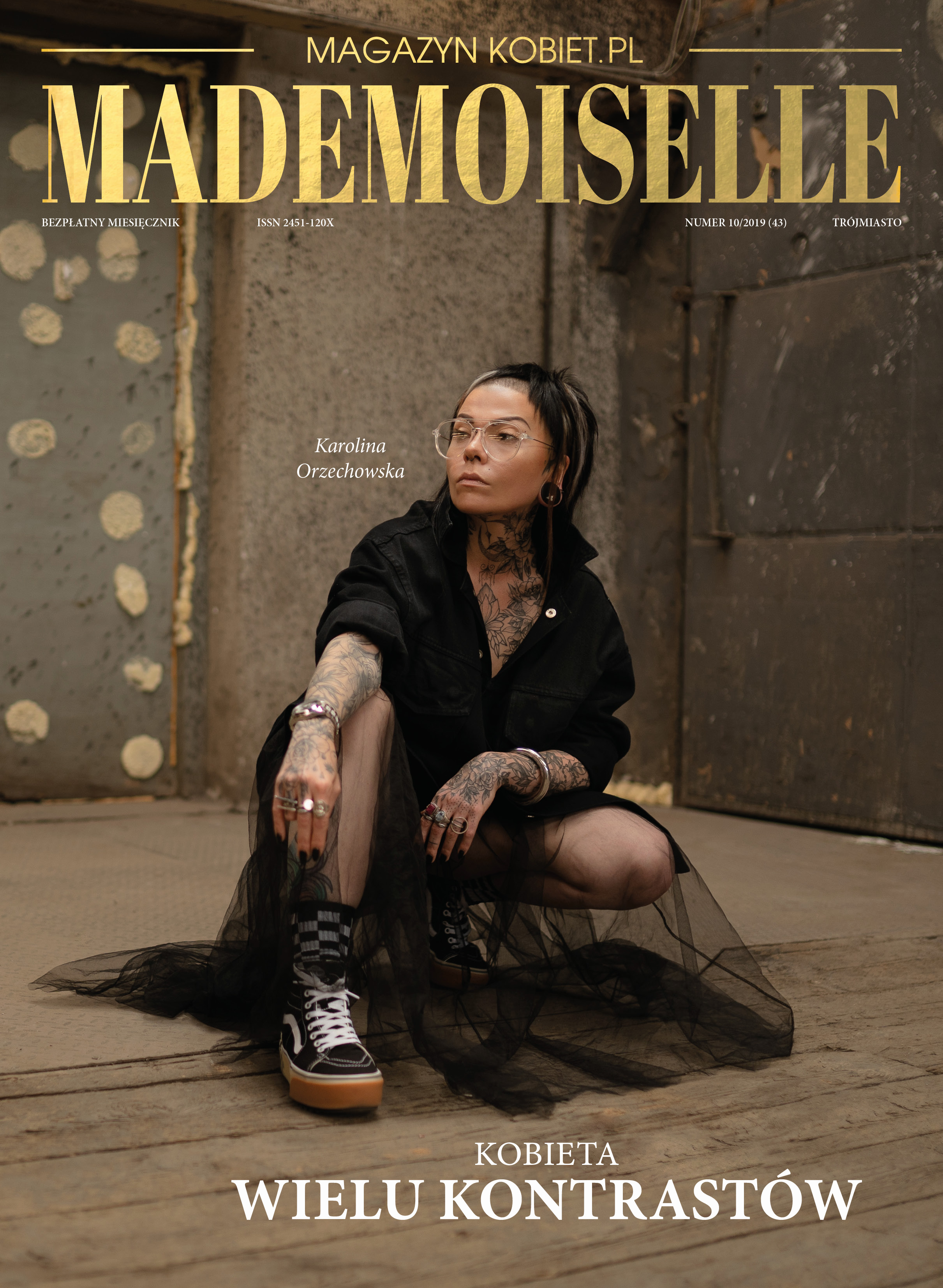magazynkobiet.pl - MADEMOISELLE 2019.10 43 - Archiwum czasopism
