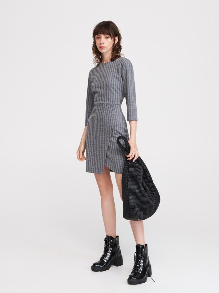 magazynkobiet.pl - rockowe botki sukienka mini 768x1024 - Botki do sukienki – czym kierować się przy wyborze?